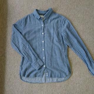 ムジルシリョウヒン(MUJI (無印良品))の無印良品コットンシャツS(シャツ/ブラウス(長袖/七分))
