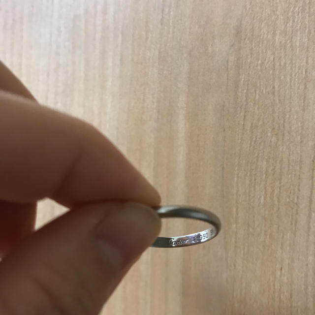 c08e79cef1ad Cartier - カルティエ 結婚指輪 ペアリングの通販 by antique & vintage ...