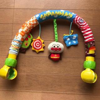 バンダイ(BANDAI)の【りえ様専用】アンパンマン とにかくどこでもジムメリー 箱あり 美品(ベビージム)