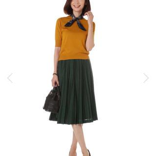 アングローバルショップ(ANGLOBAL SHOP)の美品☆アングローバル☆プリーツスカート(ひざ丈スカート)
