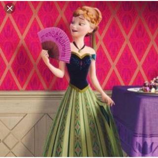 ディズニー(Disney)のアナ雪仮装一式★ハロウィーンなどに(衣装一式)