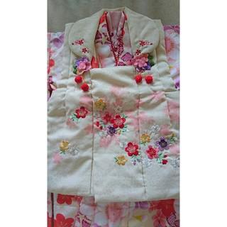 753 女の子着物 リョウコキクチ(和服/着物)