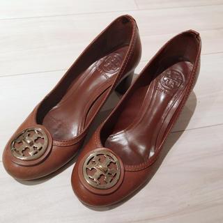 トリーバーチ(Tory Burch)のTORY BURCH パンプス 靴(ハイヒール/パンプス)
