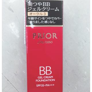 プリオール(PRIOR)のプリオール プリオール 美つやBBジェルクリーム オークル3 30g(BBクリーム)