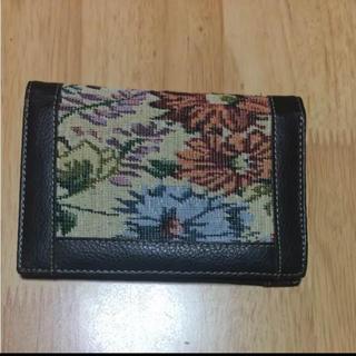 タケオニシダ(TAKEO NISHIDA)の二つ折り財布 花柄(財布)
