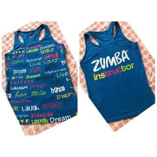ズンバ(Zumba)のZUMBAウェア Lサイズ(ダンス/バレエ)