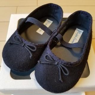 ラルフローレン(Ralph Lauren)の新品 RALPH LAUREN  ファーストシューズ  ラルフローレン 紺 靴(その他)