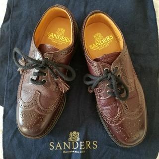 サンダース(SANDERS)のSANDERSレースアップシューズ/オールドマンズテーラー/ネストローブ(ローファー/革靴)