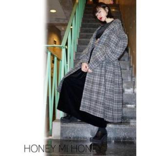 ハニーミーハニー(Honey mi Honey)のmamyu様専用‼️コートブラウン(ロングコート)