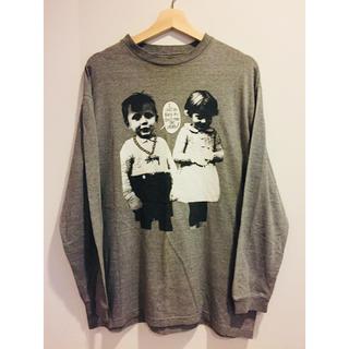 ステューシー(STUSSY)の90's stussy ステューシーvintage ロングシャツ (Tシャツ/カットソー(七分/長袖))