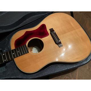 ギブソン(Gibson)の特注品 Gibson 60s ヴィンテージ 墨流しピックガード(アコースティックギター)