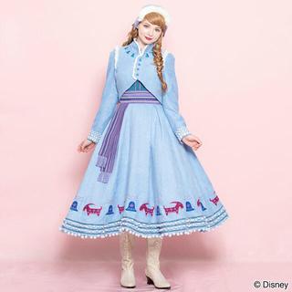 シークレットハニー(Secret Honey)のシークレットハニー  アナ アドベンチャー ドレス セット ハロウィン 仮装(衣装)