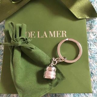 ドゥラメール(DE LA MER)のドゥラメール クレーム ドゥ・ラ・メール キーホルダー 限定品 非売品(その他)