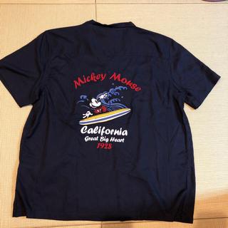 ディズニー(Disney)のミッキー アロハシャツ 4L(シャツ)