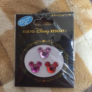 ディズニー(Disney)のディズニースマートフォンシール(その他)