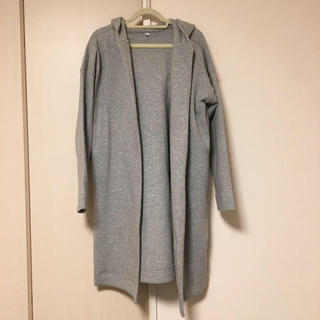 ムジルシリョウヒン(MUJI (無印良品))の新品 無印良品 オーガニックコットン コート(ロングコート)