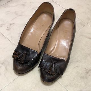 レペット(repetto)のmadeinITALY ANTINORIタッセルローファーパンプス(ローファー/革靴)