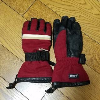エレッセ(ellesse)の手袋 スキー用(ウエア/装備)