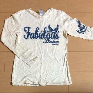 スラシス(SLASYS)のSLASYS キッズロングTシャツ(Tシャツ/カットソー)
