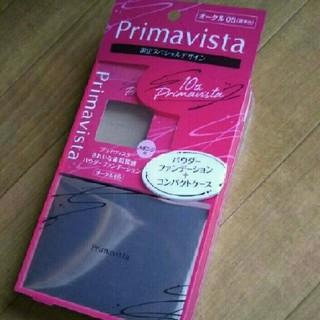 プリマヴィスタ(Primavista)の◎新品未開封◎ プリマヴィスタ パウダーファンデーション /オークル05(ファンデーション)