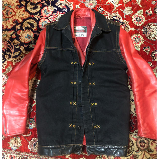 Lewis Leathers(ルイスレザー)のハイウェイマン ライダースジャケット 70s レディースのジャケット/アウター(ライダースジャケット)の商品写真