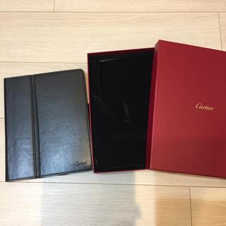 カルティエ(Cartier)のレア! カルティエiPadカバー カルティエオリジナル品 値下げ!(その他)