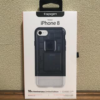 新品 spigen iPhone7/8スマホケース 10周年限定デザイン