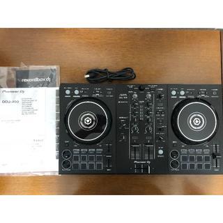 パイオニア(Pioneer)の【aisatuさん専用】PIONEER DDJ-400 (DJコントローラー)
