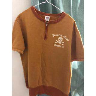 バーンズアウトフィッターズ(Barns OUTFITTERS)の定価2万 バーンズ tシャツ  早い者勝ち!美品(Tシャツ/カットソー(半袖/袖なし))