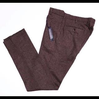 ドルモア(Drumohr)の【新品】ドルモア Drumohr イタリア製 ウール パンツ 52(スラックス)