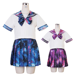 ボディライン(BODYLINE)のてぃろす様専用宇宙セーラー コスプレ衣装セット(衣装一式)