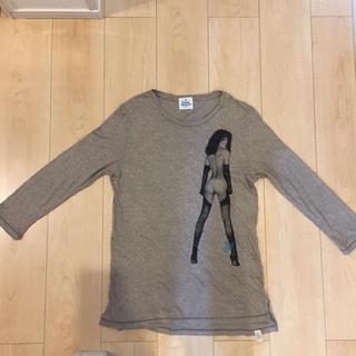 ヴィヴィアンウエストウッド(Vivienne Westwood)のVivienneWestwoodロンT/秋物/ヴィヴィアン/最終値下げ(Tシャツ/カットソー(七分/長袖))