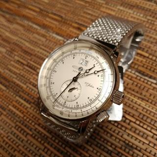 ツェッペリン(ZEPPELIN)の☆新品 送料無料☆ ツェッペリン 100周年記念モデル7640M-1メンズ腕時計(腕時計(アナログ))