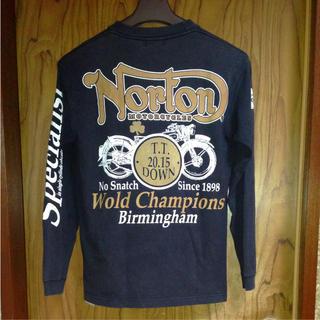 ノートン(Norton)のNorton ノートン  メンズS(Tシャツ/カットソー(七分/長袖))