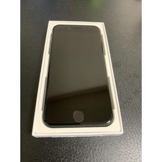 アイフォーン(iPhone)の新品 超美品 iPhone 7 32gb ブラック SIMフリー(スマートフォン本体)