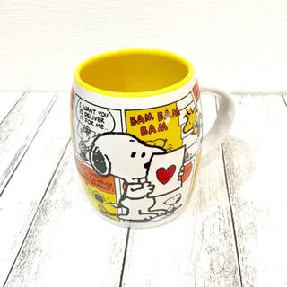 スヌーピー(SNOOPY)の【PEANUTS】スヌーピーぽってりマグカップ(グラス/カップ)