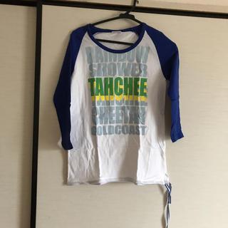 ターチー(TAHCHEE)の七分袖Tシャツ!(Tシャツ(長袖/七分))