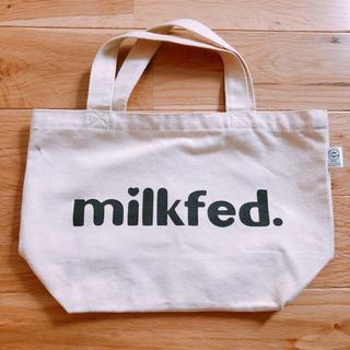 ミルクフェド(MILKFED.)のmilkfed エコバック(エコバッグ)