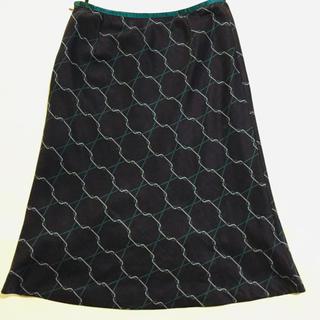 アンナルナ(ANNA LUNA)のコーデ スカート(ひざ丈スカート)