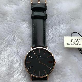 ダニエルウェリントン(Daniel Wellington)のダニエルウェリントン 腕時計 定番 CLASSIC 40MM ローズゴールド(腕時計(アナログ))