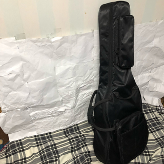 アリアカンパニー(AriaCompany)のARIA AF505 ギターサイズの中古 ソフトケース (ギター保護クッション)(ケース)