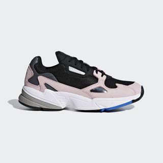 アディダス(adidas)の23.5 アディダスファルコン [ADIDASFALCON W] B28126 (スニーカー)