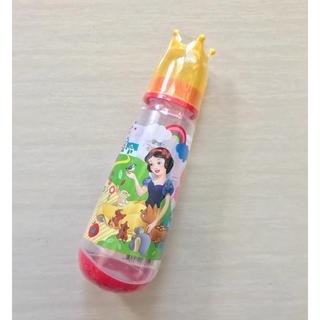 ディズニー(Disney)の【新品】ディズニープリンセス 哺乳瓶250ml 白雪姫 プラスチック王冠キャップ(哺乳ビン)