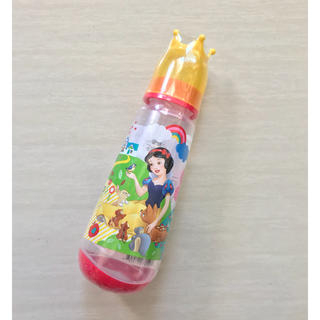 Disney - 【新品】ディズニープリンセス 哺乳瓶250ml 白雪姫 プラスチック王冠キャップ