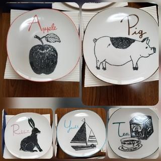 ディクショナリー(dictionary)の新品 ディクショナリー 5枚お皿セット(食器)