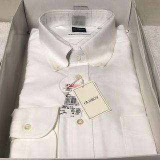 ソゴウ(そごう)のOLDBOY ドレスシャツ ワイシャツ ボタンダウン ポケット付 42-84 綿(シャツ)