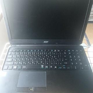 エイサー(Acer)の(ジャンク)ノートパソコン エイサー(ノートPC)