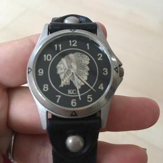 ケイシイズ(KC,s)のkc's腕時計 革ベルト(腕時計)