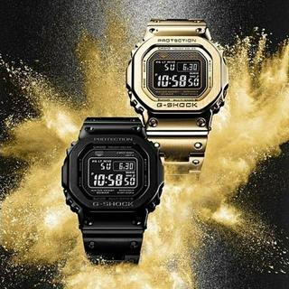 ジーショック(G-SHOCK)の【送料込】 GMW-50000GD 3本セット(腕時計(デジタル))