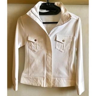 クイーンズコート(QUEENS COURT)のQueenscourtのジャケット(Gジャン/デニムジャケット)